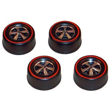 deep dish redline wheels