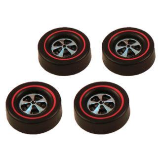 redline wheels brightvision deep dish cap