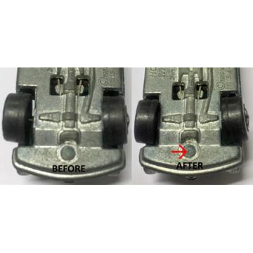 brightvision redline rivets cemter punch
