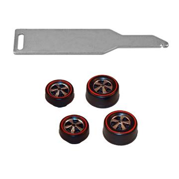 redline wheels brightvision tune up kit