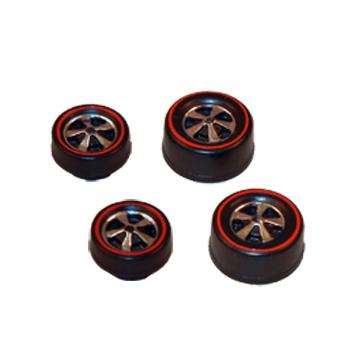 brightvision redline wheels deep dish